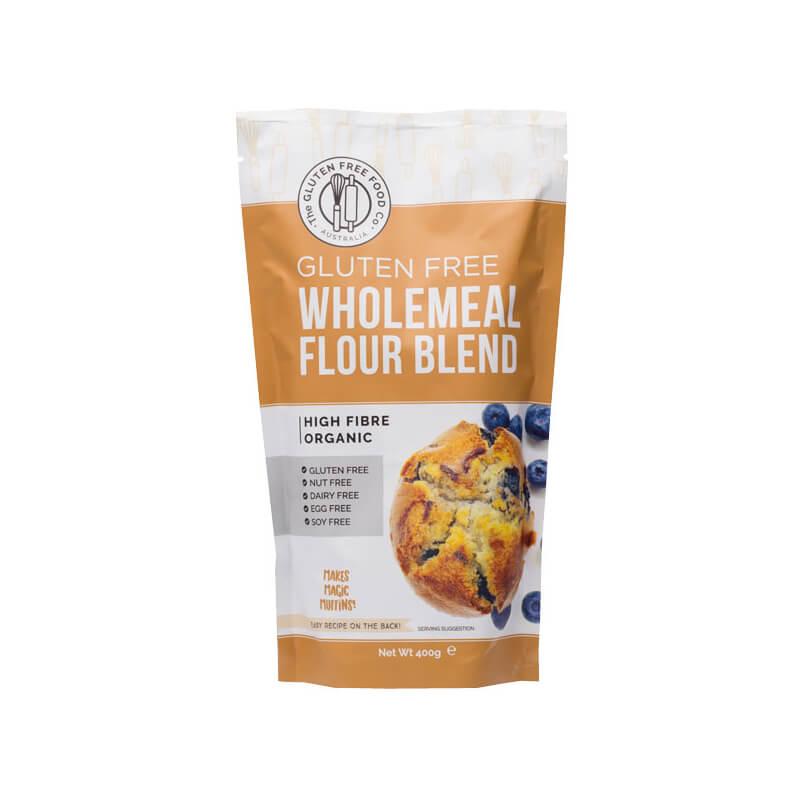 Wholemeal Gluten Free Flour