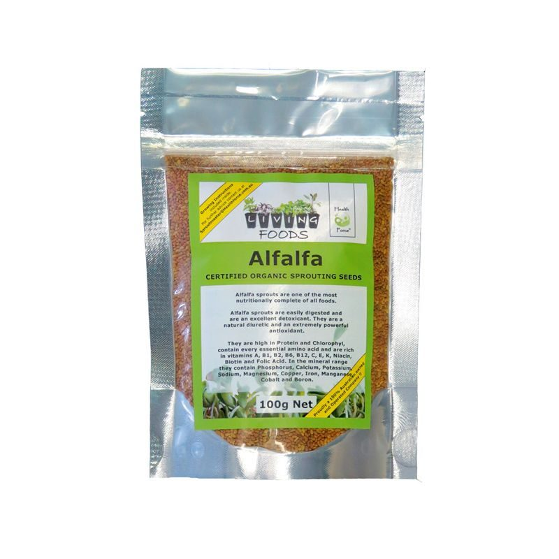 alfalfa 100g