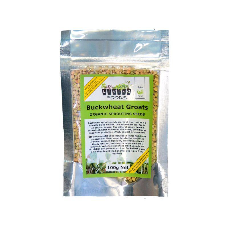 buckwheat groats 100g
