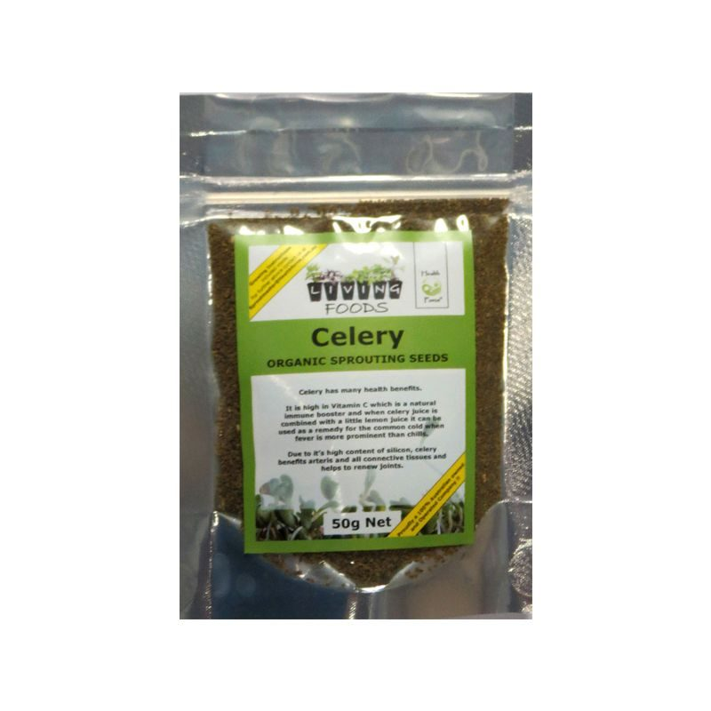 celerys 50g seeds