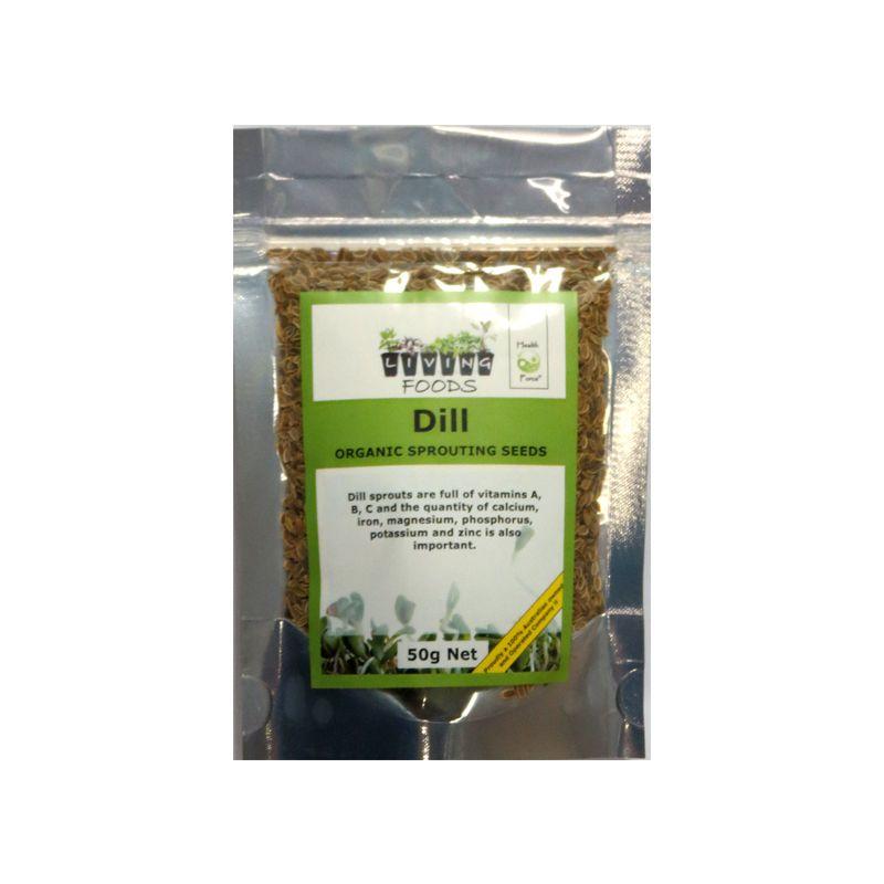 dill 50g seeds