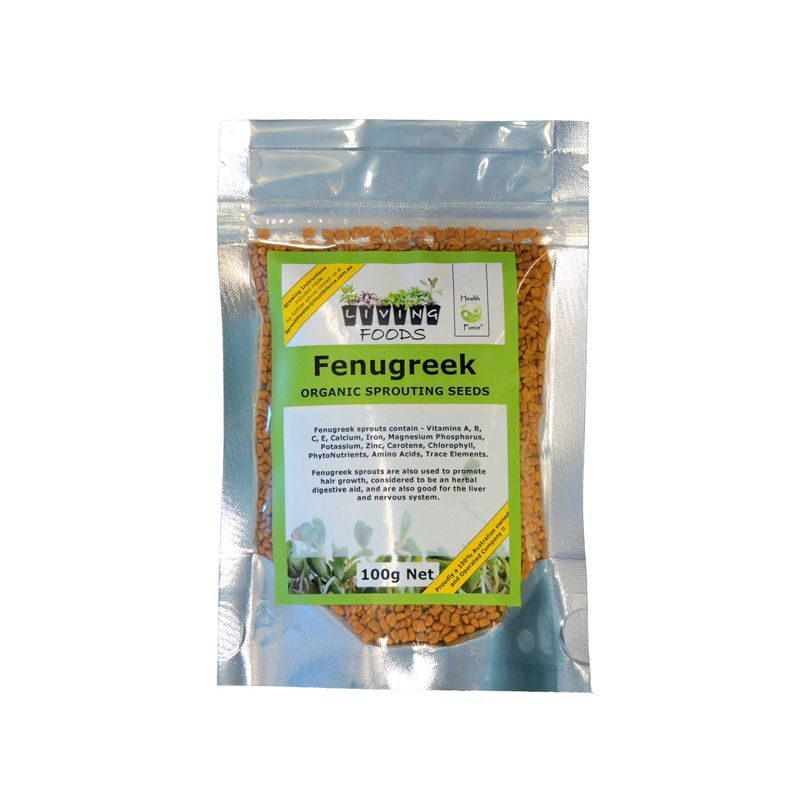 fenugreek 100g seeds