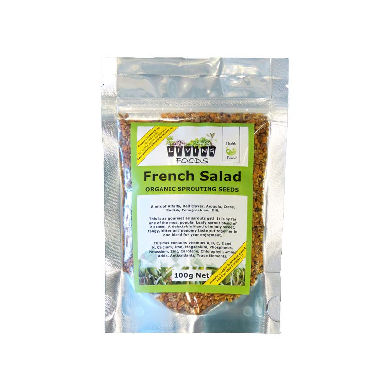 french salad seeds 100g