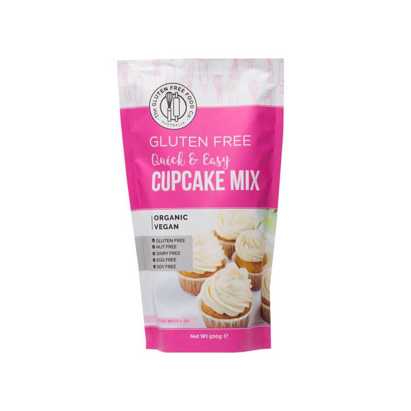 gluten free Cupcake Mix