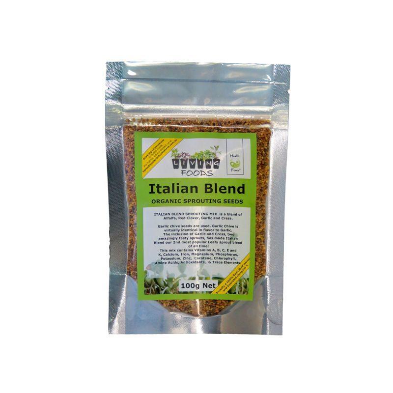 italian salad blend seeds 100g