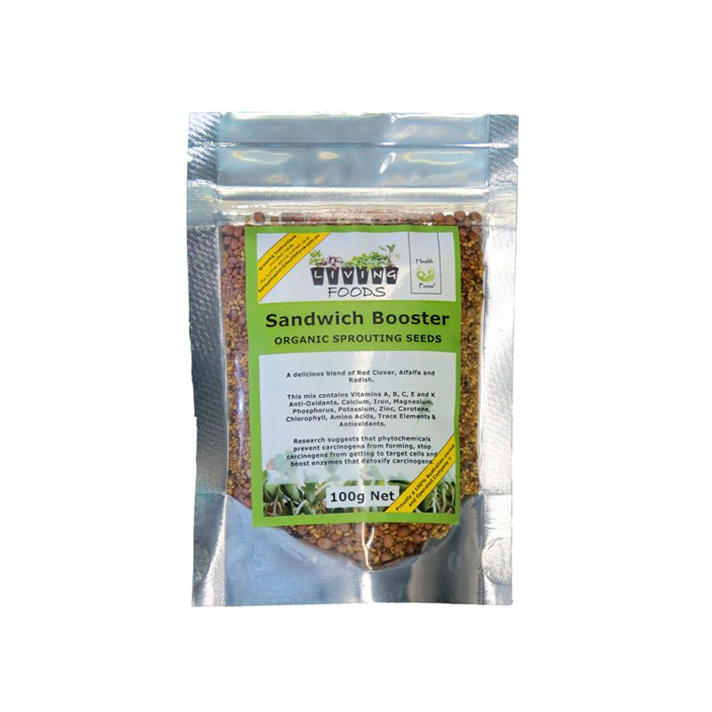 sandwich booster seeds 100g