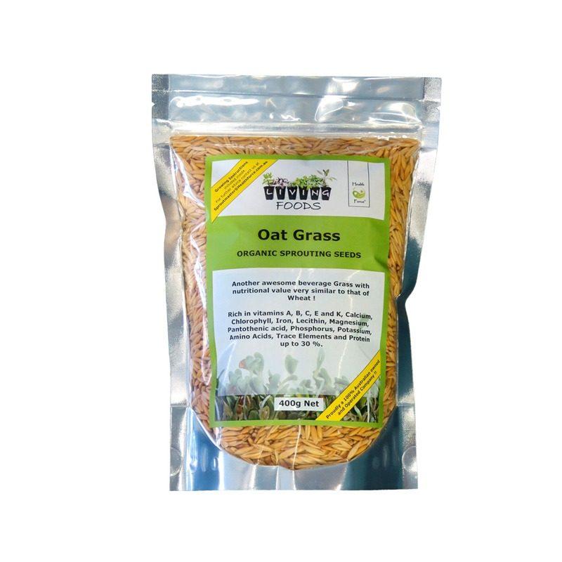 oatgrass mix